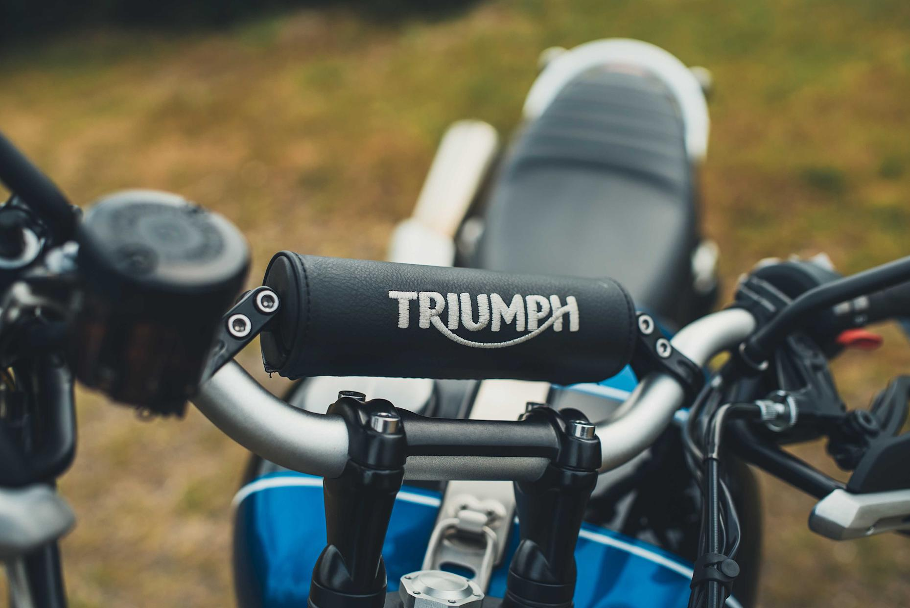 The Scrambler takes inspiration from all areas of motorcycling
