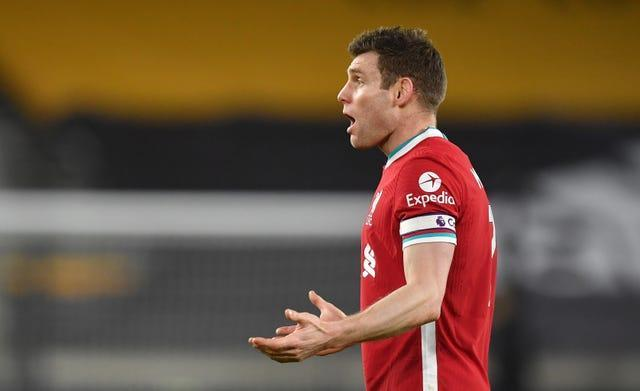 James Milner said he does not like the idea of a Super League.