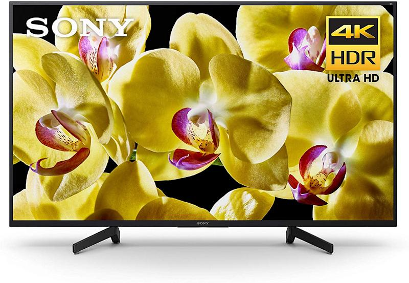 Sony X800G 43 Inch TV: 4K Ultra HD Smart LED TV with HDR and Alexa Compatibility
