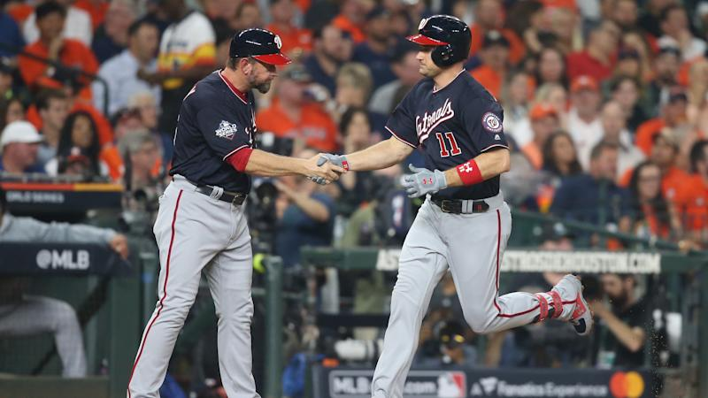 Ryan Zimmerman fittingly hits first World Series home run in Nationals history