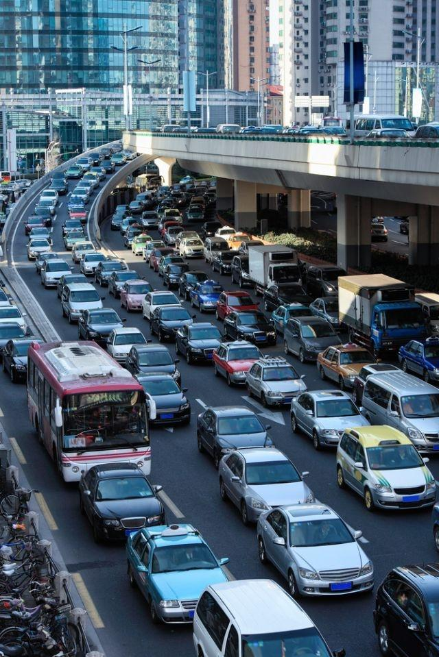 More miles but fewer cars by 2040