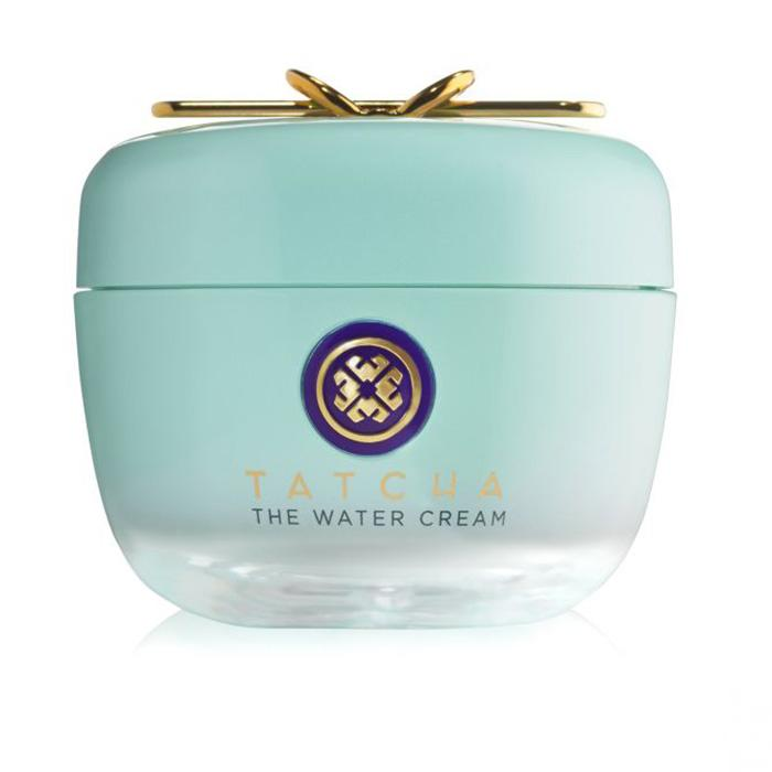 """<p>This anti-aging water cream releases a burst of skin-improving Japanese nutrients. With your purchase, <a rel=""""nofollow"""" href=""""https://www.tatcha.com"""">Tatcha</a> will fund a day of school for girls through their Beautiful Faces, Beautiful Futures partnership with Room to Read.</p><p>Buy it <a rel=""""nofollow"""" href=""""https://click.linksynergy.com/fs-bin/click?id=93xLBvPhAeE&subid=0&offerid=540503.1&type=10&tmpid=10002&RD_PARM1=https%253A%252F%252Fwww.sephora.com%252Fproduct%252Fthe-water-cream-P418218&u1=IS%2CHOL%2CGAL%2CHolidayGiftsThatGiveBack%2Clkane1271%2C201711%2CT"""">here</a> for $68.</p>"""