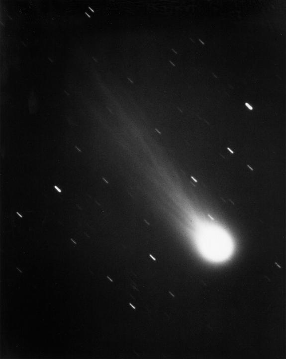 Why Halley's Comet May Be Linked to Famine 1,500 Years Ago