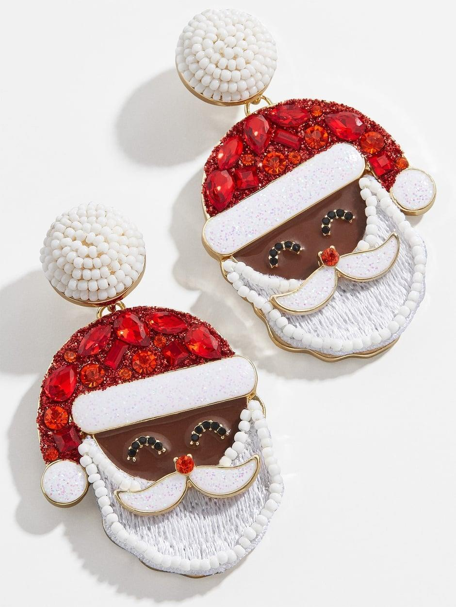 <p><span>Santa Drop Earrings</span> ($58)</p>