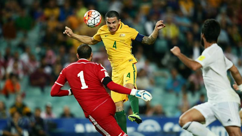 Tim Cahill Australia World Cup qualifying