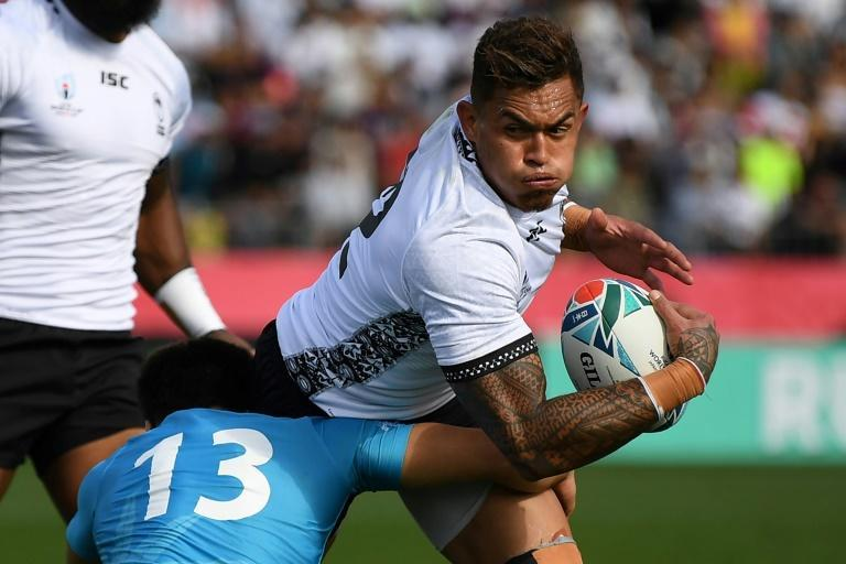 Jale Vatubua has withdrawn from Fiji's Autumn Nations squad for 'personal reasons'
