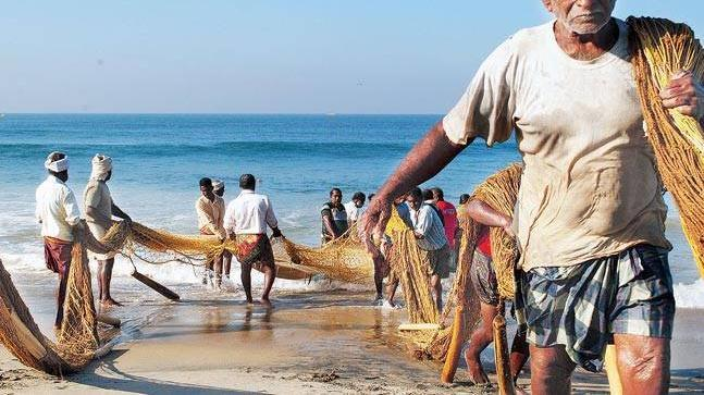 Indian Fisherman Jaiselan was arrested by the Sri Lankan navy on January 15, 2018 along with three others from Mandapam Sea shore.