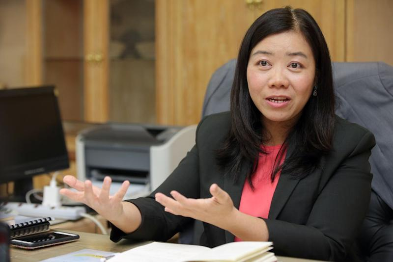 Wong believes Perak needs its own institute to oversee and run state initiatives for women. ― Picture by Marcus Pheong