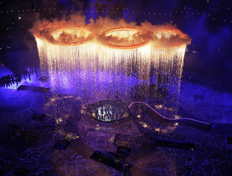 Court fines 3 companies for Olympics ticket scam