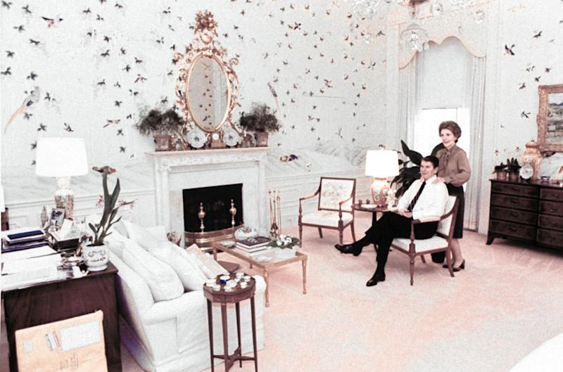How Much Can The Trump Family Redecorate The White House