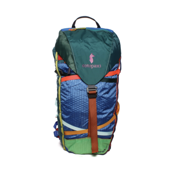 """Cotopaxi's colorful packs are ideal hiking companions, but they also are so great for a weekend trip or using as a carry-on during plane travel. The plethora of interior pockets and compartments means everything stays organized. $100, Cotopaxi. <a href=""""https://www.cotopaxi.com/products/tarak-20l-backpack-del-dia"""" rel=""""nofollow noopener"""" target=""""_blank"""" data-ylk=""""slk:Get it now!"""" class=""""link rapid-noclick-resp"""">Get it now!</a>"""