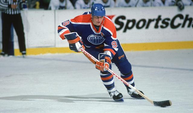 <p>There were just too many unbelievable seasons Gretzky piled up in his career to allow anyone to catch him. He's almost 1,000 points clear of the second-place player on the list, former teammate Mark Messier, who retired with 1,887 points. Jaromir Jagr is third on the list at 1,629 and he's remarkably still playing at the age of 45. But there's no way he comes close to The Great One. </p>
