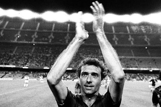 Enrique Castro, a former Barcelona player and five-time top scorer in the Spanish league, died on Tuesday aged 68. Castro, nicknamed 'Quini', scored 54 league goals in 100 games for Barca and won two Copas del Rey (1981, 1983), as well as the UEFA Cup Winners' Cup (1982).