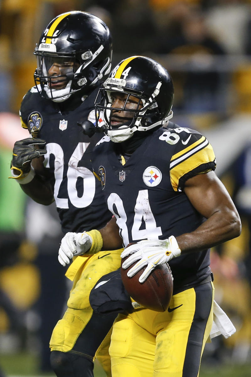 9c5d9b1879b Steelers won't tag Bell; will explore trade for Brown