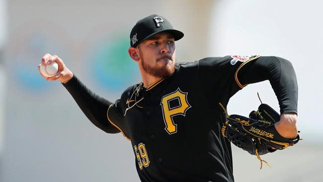 Musgrove in, Polanco and Kela likely out for Pirates