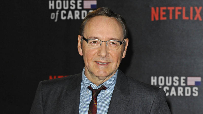"Netflix stellt ""House of Cards"" mit Kevin Spacey ein"