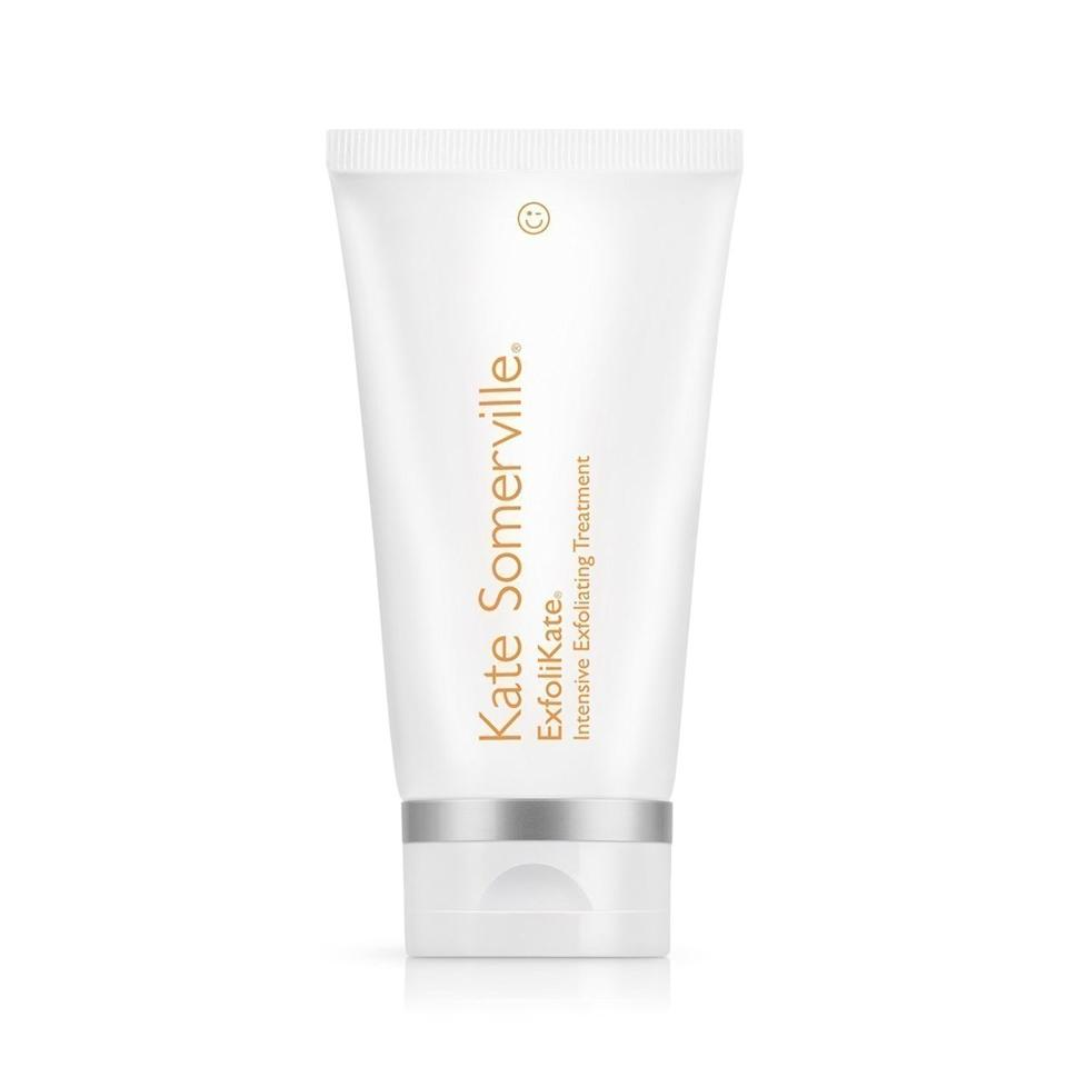 """""""Exfoliation is key to healthy, glowing skin, and Kate Somerville knows how to do that. This product is effective and efficient to get that healthy Hollywood glow in just two minutes."""""""
