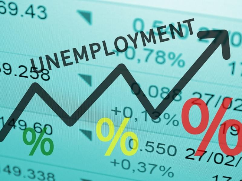 Yolo County's April unemployment rate was lower than the statewide, seasonally adjusted average of 15.5 percent, up from the 5.5-percent unemployment rate California had in March.