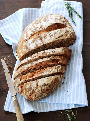 <p>Instead of tossing out stale bread, cut it into small rounds and freeze. Toasted, it makes a cheap, tasty substitute for fancy crackers.</p>