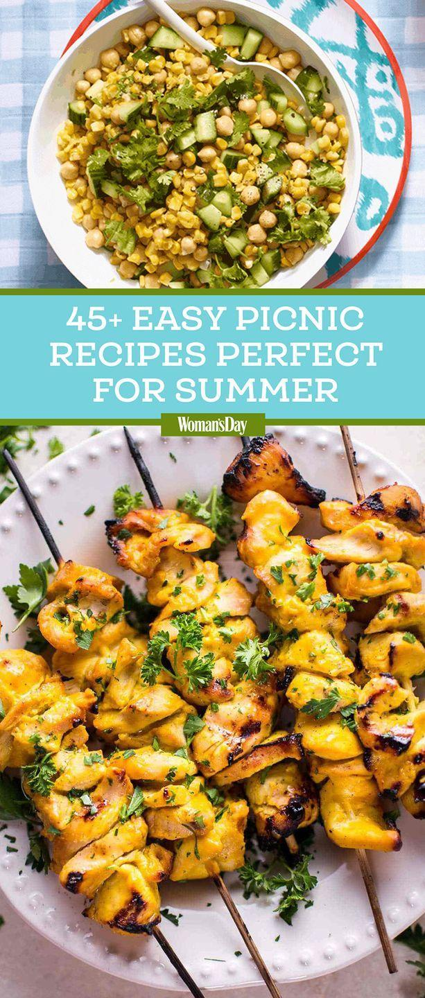 """<p>Save these picnic recipes for later by pinning this image, and follow <em>Woman's Day </em>on <a href=""""https://www.pinterest.com/womansday/"""" rel=""""nofollow noopener"""" target=""""_blank"""" data-ylk=""""slk:Pinterest"""" class=""""link rapid-noclick-resp"""">Pinterest</a> for more. </p>"""