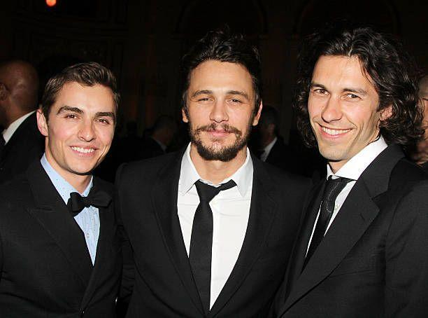 "<p>Tom has had a few minor roles in movies, including <a href=""https://www.amazon.com/Disaster-Artist-James-Franco/dp/B077THGZTS/ref=sr_1_1?tag=syn-yahoo-20&ascsubtag=%5Bartid%7C10055.g.34646066%5Bsrc%7Cyahoo-us"" rel=""nofollow noopener"" target=""_blank"" data-ylk=""slk:The Disaster Artist"" class=""link rapid-noclick-resp""><em>The Disaster Artist</em></a>, directed by his brother, James. </p>"