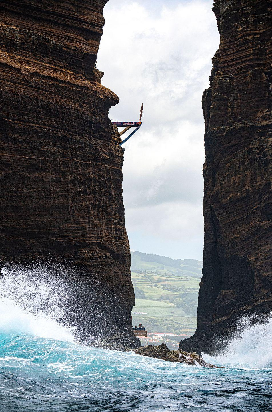 """<p>Nine islands are what the mid-Atlantic <a href=""""https://azores.com/"""" rel=""""nofollow noopener"""" target=""""_blank"""" data-ylk=""""slk:Azores"""" class=""""link rapid-noclick-resp"""">Azores</a> consist of and it was gearing up to be the next """"it"""" place pre-coronavirus. Each island has a different attraction and tradition making it an adaptable destination for every type of vacationer. From great hiking to walking inside of a volcano, <a href=""""https://www.visitportugal.com/en/destinos/acores"""" rel=""""nofollow noopener"""" target=""""_blank"""" data-ylk=""""slk:the Azores"""" class=""""link rapid-noclick-resp"""">the Azores</a> became the perfect place to get thrills at an affordable rate. </p>"""