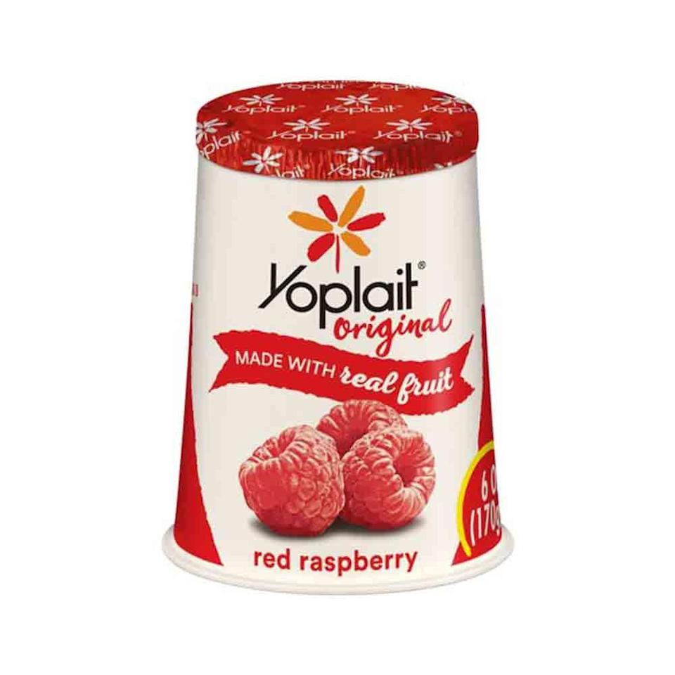 <p>Yoplait was a French company that arrived Stateside in 1975. Eating healthier was cool, and yogurt became a go-to snack. </p>