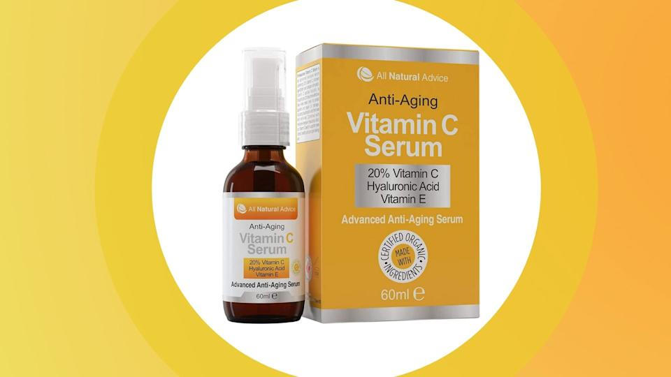 This bestselling Vitamin C Serum is on sale for only $17.