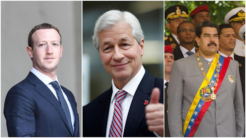 A tech billionaire, Wall Street's most-influential banking executive and the leader of a nation in its worst ever economic crisis all have a thing in common. | Source: Getty/Getty/Shutterstock