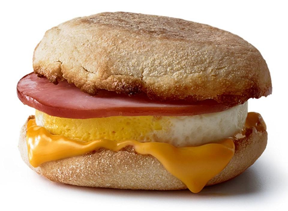mcdonalds egg mcmuffin