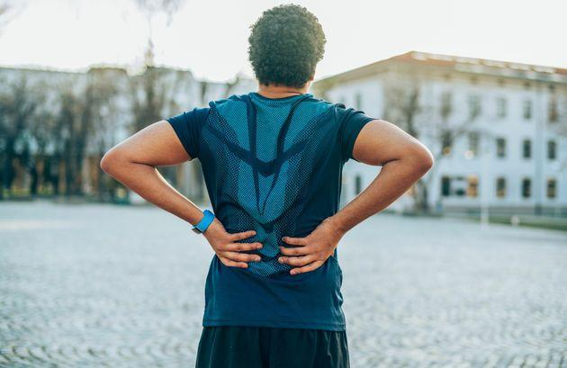 Got a bad back? These moves will help you recover and prevent further injury while sneaking in a sweat. (Photo: VioletaStoimenova via Getty Images)