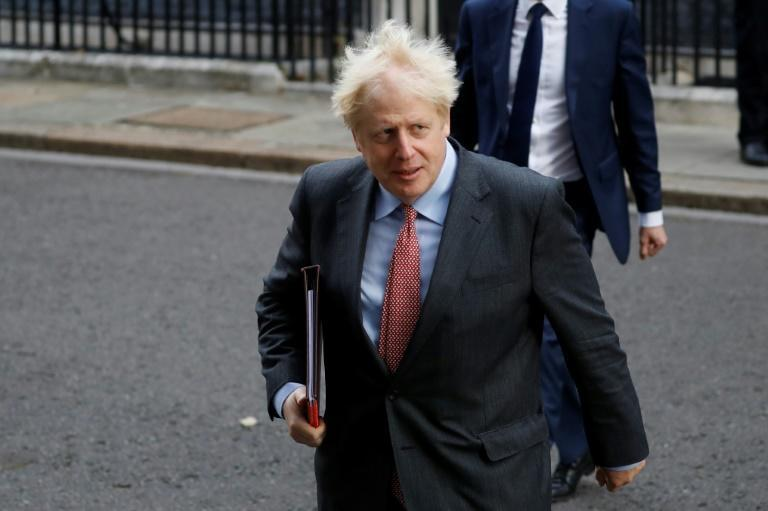 Johnson told the Daily Telegraph that the prospects of a year-end deal 'are very good if everybody just exercises some common sense'