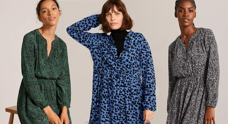 John Lewis has dropped some stylish new dresses, and we want them all.  (John Lewis & Partners)