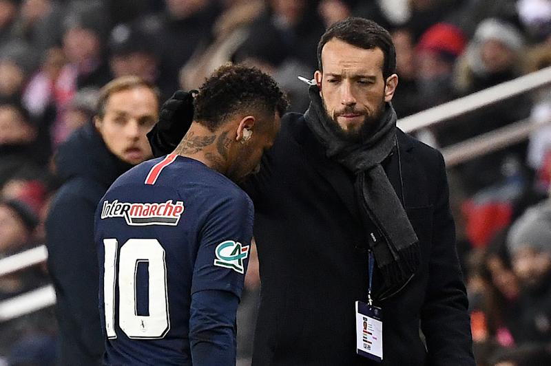 Psg S Neymar Ruled Out Vs Manchester United Per Report