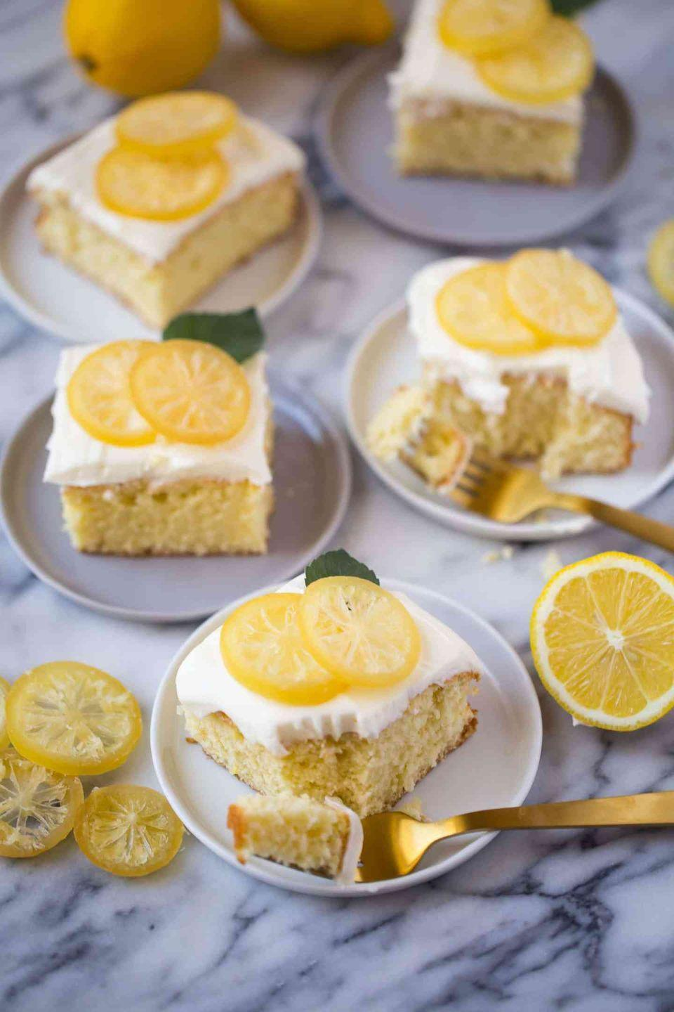 "<p>Clearly you can't have enough lemon on Easter! This sheet cake features a citrus tang in both the cake and rich frosting.</p><p><strong>Get the recipe at <a href=""https://www.butterbeready.com/lemon-sheet-cake-with-lemon-cream-cheese-frosting/"" rel=""nofollow noopener"" target=""_blank"" data-ylk=""slk:Butter Be Ready"" class=""link rapid-noclick-resp"">Butter Be Ready</a>.</strong></p><p><strong><a class=""link rapid-noclick-resp"" href=""https://go.redirectingat.com?id=74968X1596630&url=https%3A%2F%2Fwww.walmart.com%2Fsearch%2F%3Fquery%3Djelly%2Broll%2Bpan&sref=https%3A%2F%2Fwww.thepioneerwoman.com%2Ffood-cooking%2Fmeals-menus%2Fg35408493%2Feaster-desserts%2F"" rel=""nofollow noopener"" target=""_blank"" data-ylk=""slk:SHOP JELLY ROLL PANS"">SHOP JELLY ROLL PANS</a><br></strong></p>"