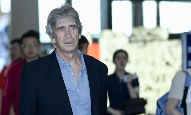 Manuel Pellegrini set to be confirmed as West Ham's new manager