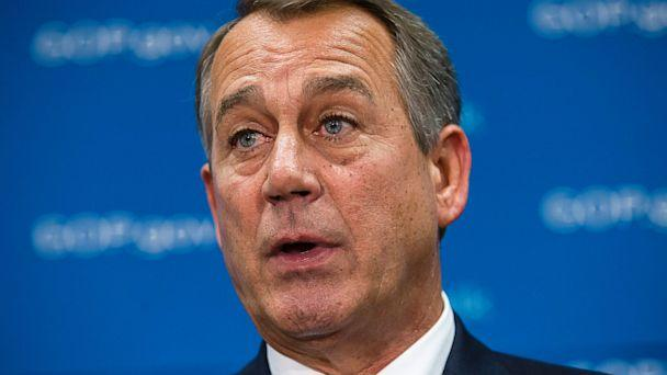AP john boehner budget battle jt 131005 16x9 608 Boehner: No Clean Votes on Reopening Government or Debt Ceiling Without Negotiations with President Obama