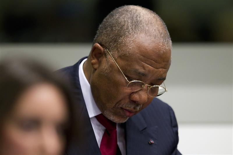 Charles Taylor, coupable de crimes contre l'humanité