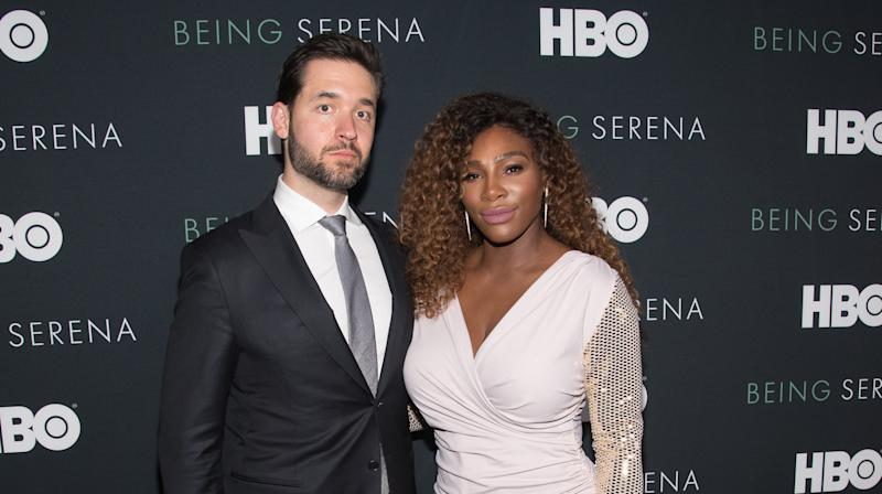 Alexis Ohanian Celebrates Serena Williams' Epic Comeback After Birth Complications