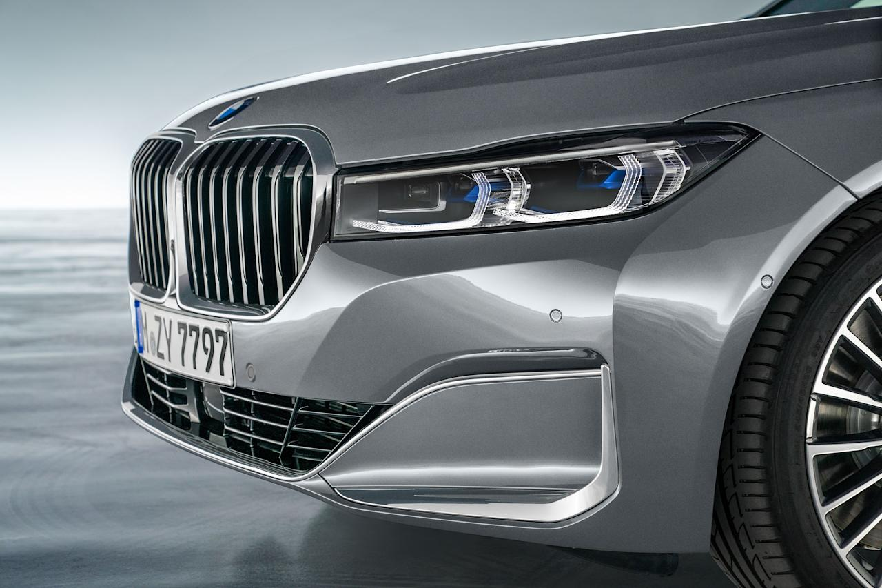 A Look At The 2020 Bmw 7 Series