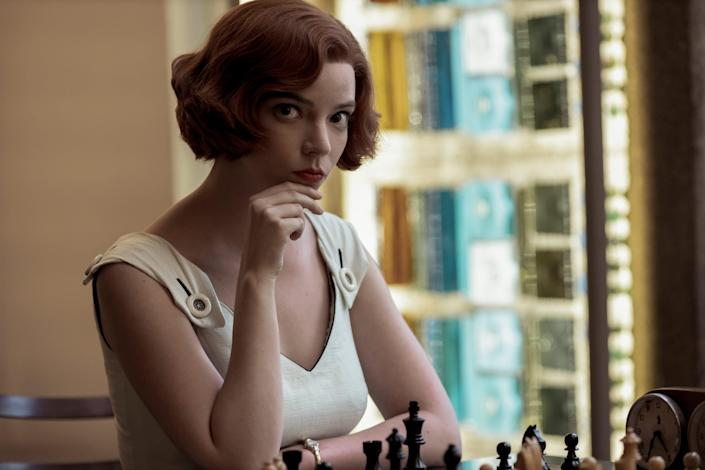 """Will Netflix's """"The Queen's Gambit"""" (starring Anya Taylor-Joy) checkmate its limited series competitors?"""