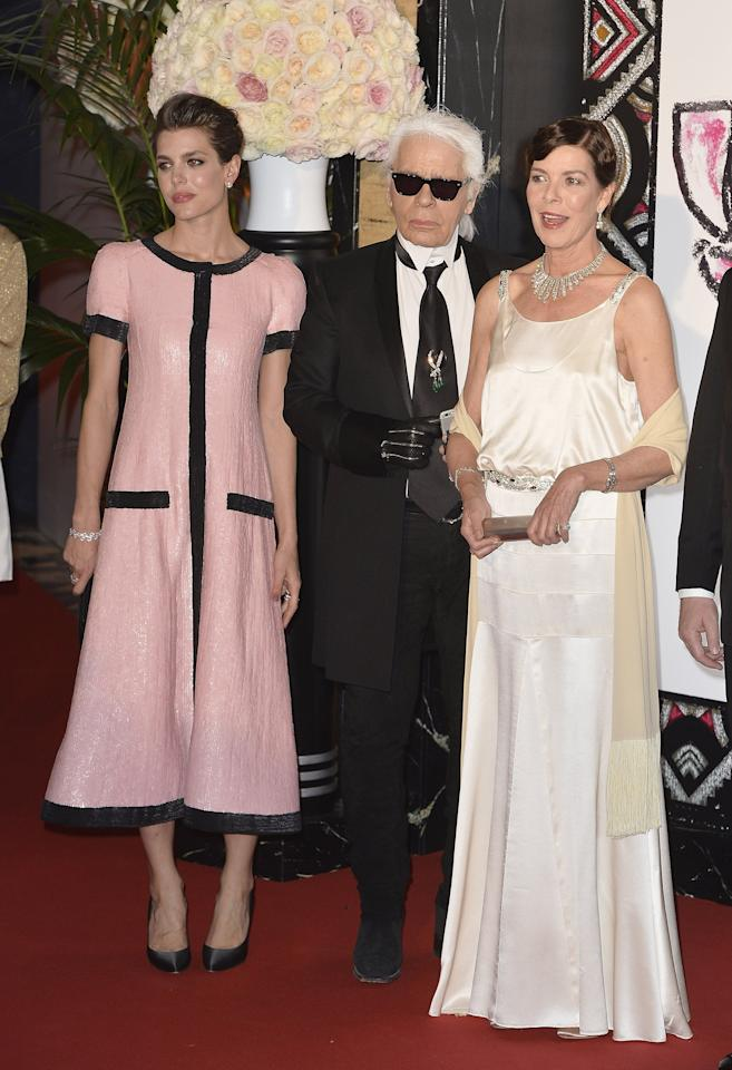 Grace Kelly\'s Graddaughter Is Promised a Wedding Dress Like You ...