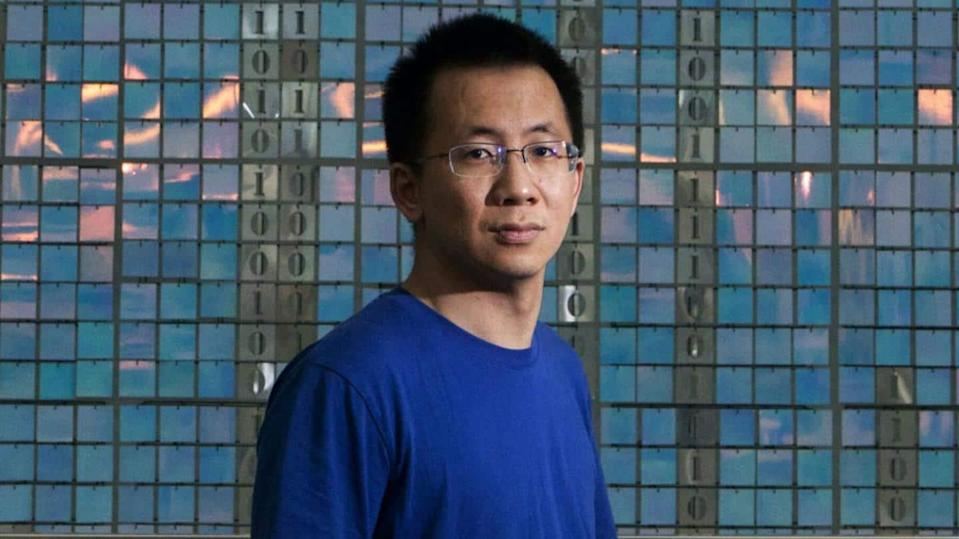 NewsBytes Briefing: ByteDance co-founder steps down as CEO, and more