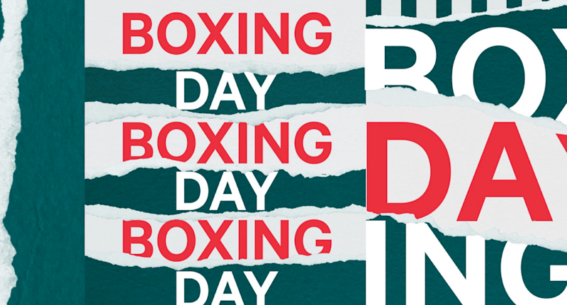 Bad Weather Deters Boxing Day Shoppers With Drop In Footfall Reported