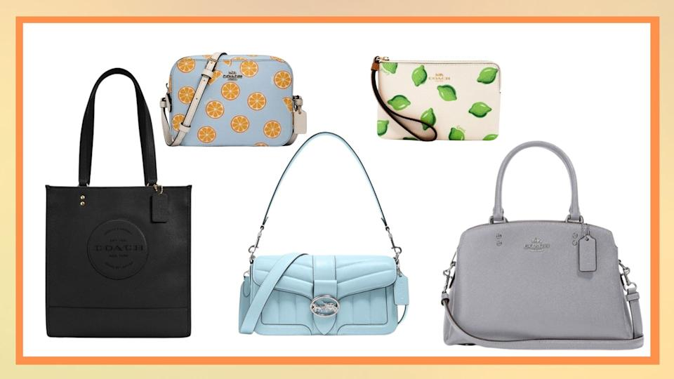 Save an additional 10 per cent during Coach's Memorial Day sale.