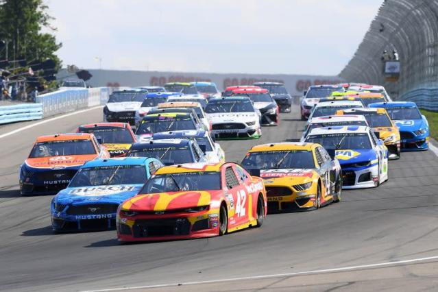 FILE PHOTO: NASCAR: GoBowling at The Glen