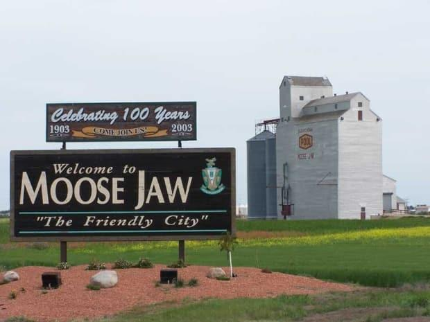 Moose Jaw is seeing a surge in cases linked to Easter gatherings, says medical health officer Dr. David Torr. (Tourism Moose Jaw - image credit)