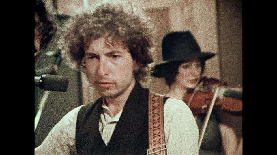 """<p>The great Martin Scorcese directed this project about another great, Bob Dylan. It's part documentary and part concert film featuring one of the most iconic storytellers in modern American history. It also gives a unique perspective on what the culture looked like in the U.S. in 1975. One of the best documentaries on Netflix I've seen in recent memory. </p> <p><a href=""""https://www.netflix.com/title/80221016"""" rel=""""nofollow noopener"""" target=""""_blank"""" data-ylk=""""slk:Available to stream on Netflix"""" class=""""link rapid-noclick-resp""""><em>Available to stream on Netflix</em></a></p>"""