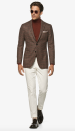 """<p><strong>Suitsupply</strong></p><p>suitsupply.com</p><p><strong>$250.00</strong></p><p><a href=""""https://outlet-us.suitsupply.com/en_US/jackets/mid-brown-houndstooth-havana-jacket/C1606.html"""" rel=""""nofollow noopener"""" target=""""_blank"""" data-ylk=""""slk:Buy"""" class=""""link rapid-noclick-resp"""">Buy</a></p>"""
