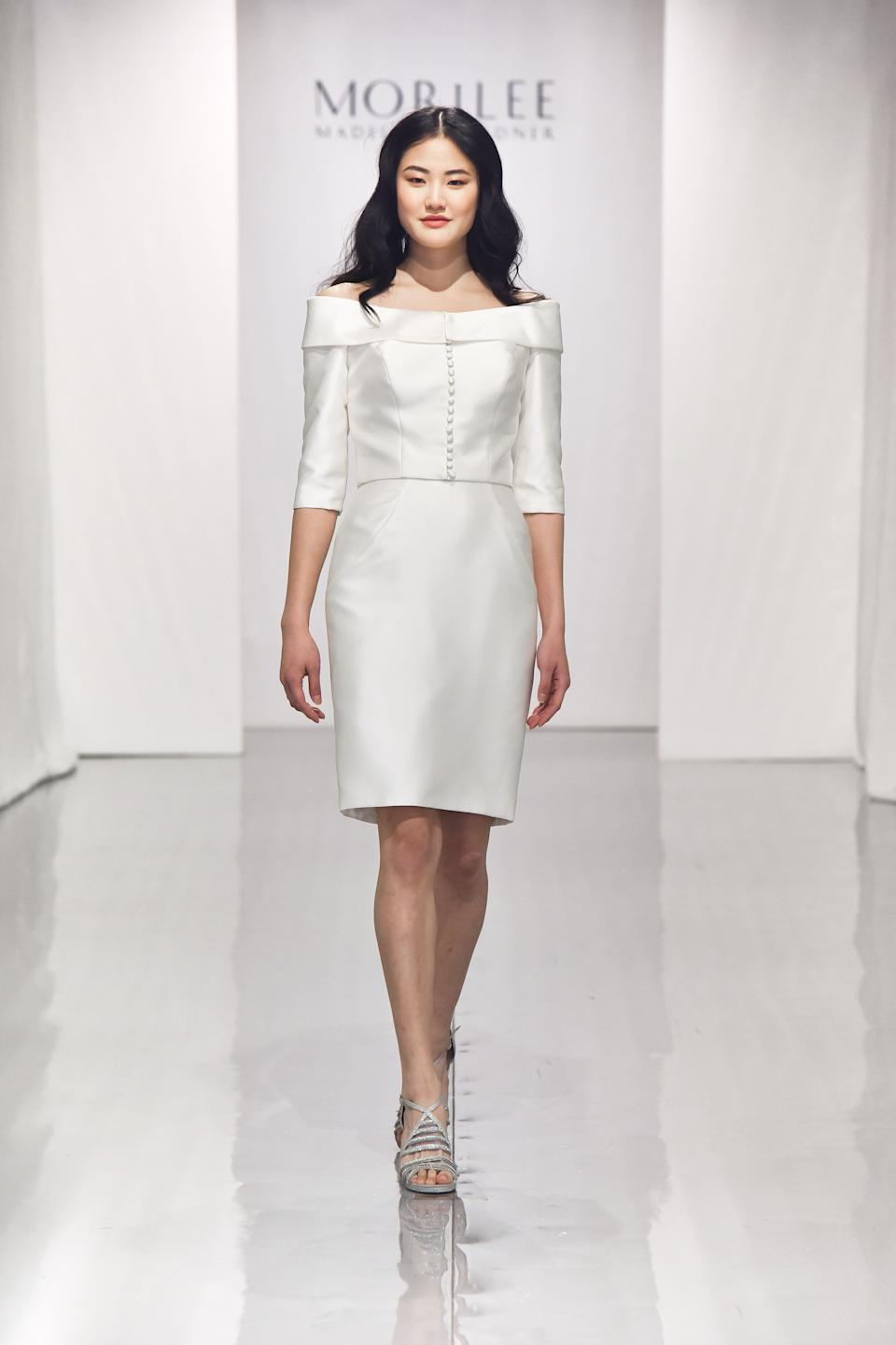 <i>Morilee by Madeline Gardner: The Other White Dress, Fall 2021</i>